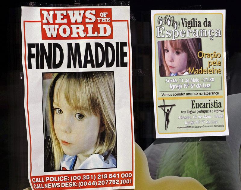 madeleine desaparicion padres, entrevista xlsemanal