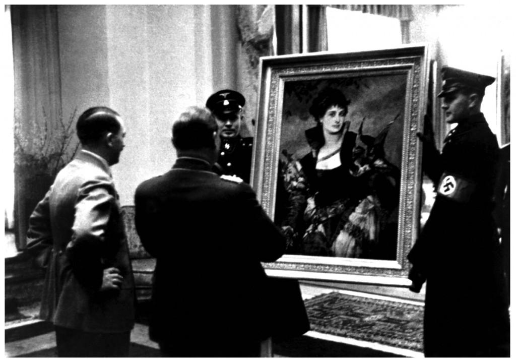 conocer, historia, hitler, goring, nazis, arte, museo