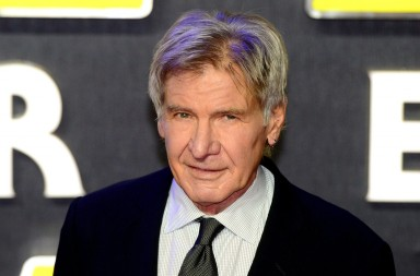 File photo dated 16/12/2015 of Harrison Ford as film production company representatives will appear in court over an incident in which the actor broke his leg on the Millennium Falcon spaceship set while filming the latest Star Wars film.
