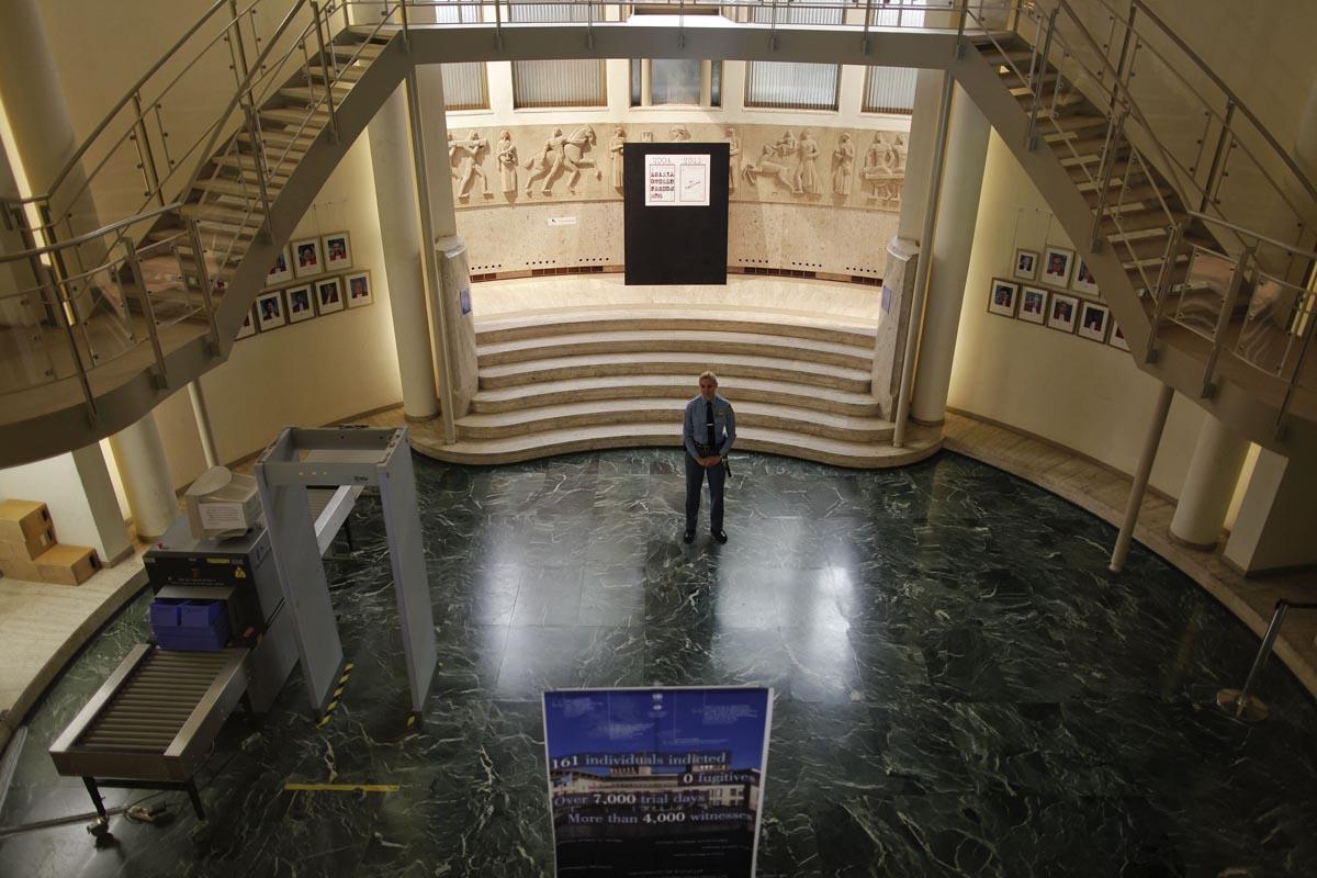 Actualidad Tribunal Criminal Internacional La Haya