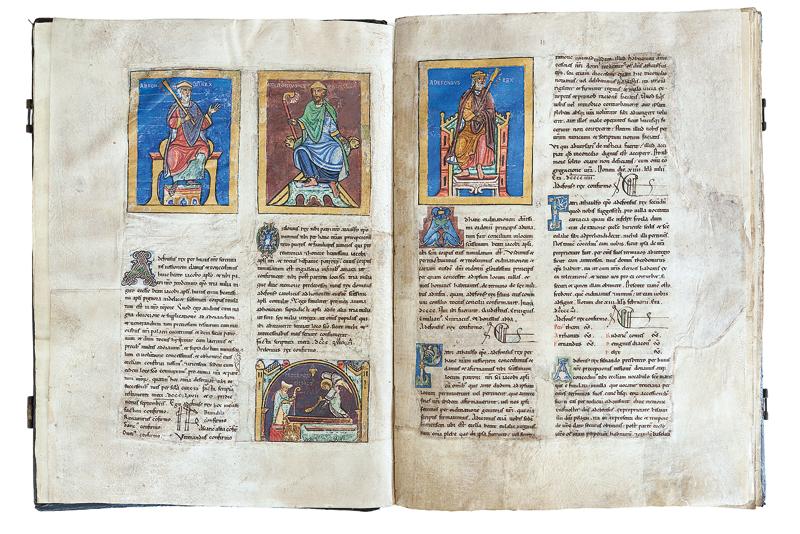Tumbo A codice medieval cultura