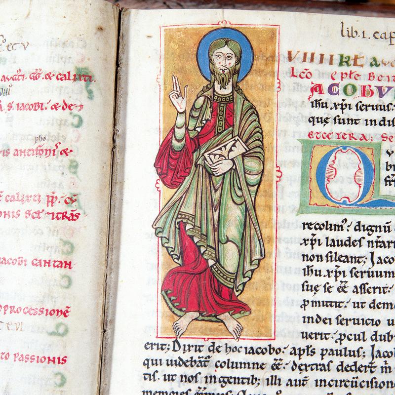 Tumbo lucense, codices medievales, cultura