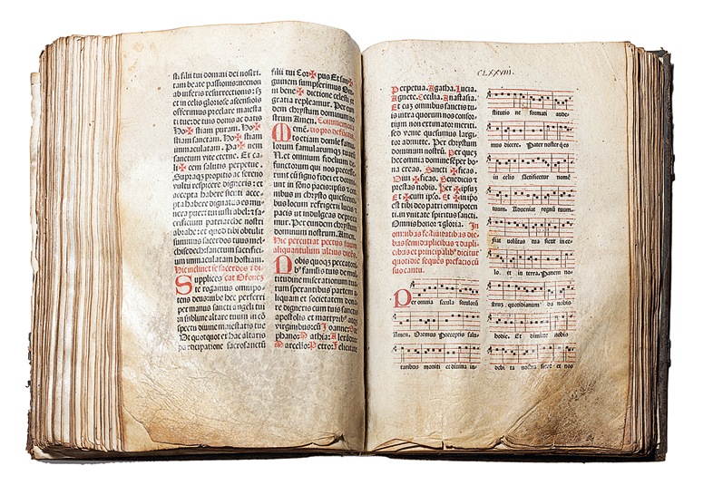 misal-auriense codices medievales