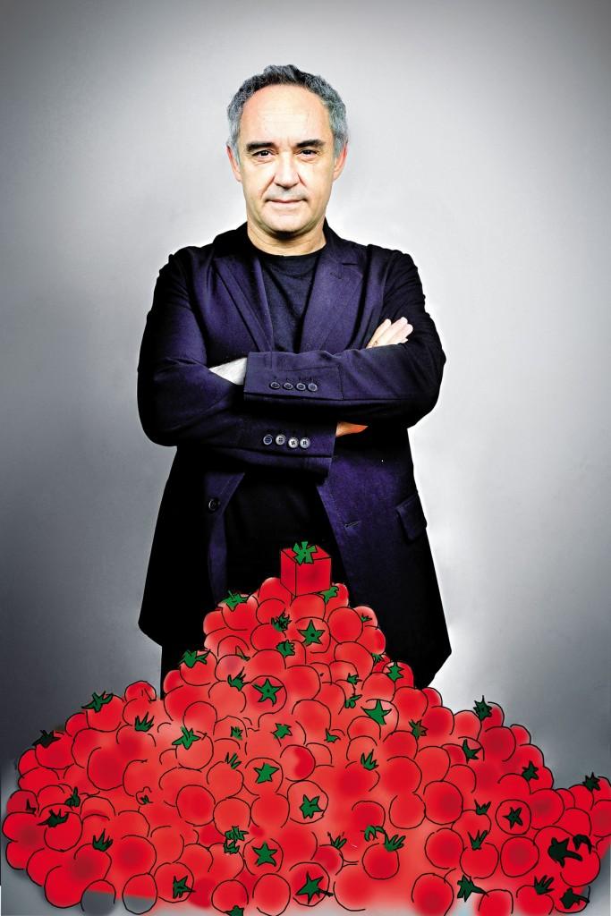 conocer, creatividad, Ferran Adriá