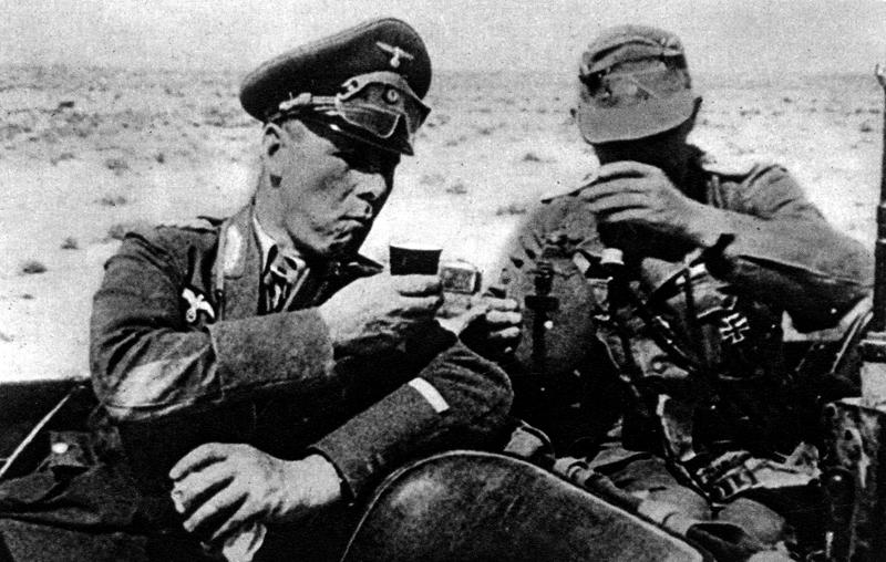 Rommel, nazis, conocer, historia