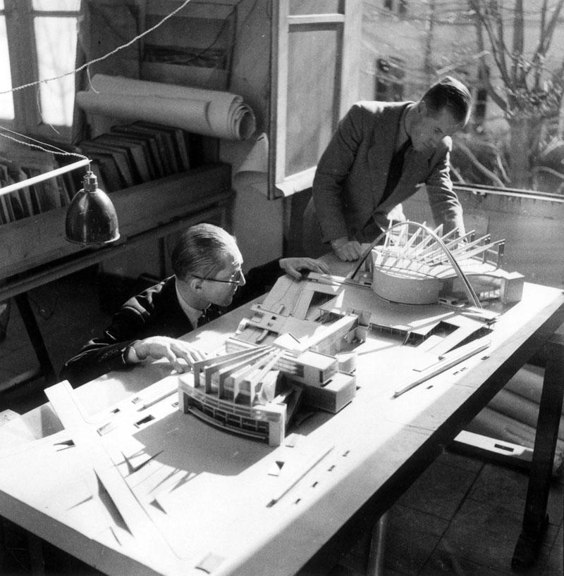 Le corbusier el renacentista del siglo xx - Arquitecto le corbusier ...