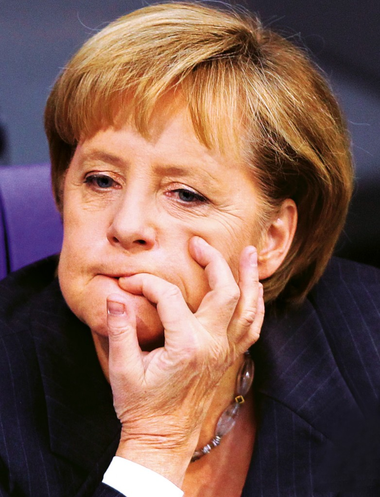 conocer, salud, Merkel, uñas