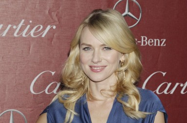 Image #: 20689719    Naomi Watts arrives at the Palm Springs Film Festival on January 5, 2013, in Palm Springs, California.   Francis Specker /Landov