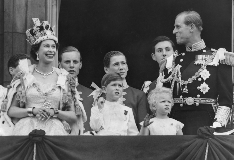 personajes, Felipe de Edimburgo, Isabel II, reina, Inglaterra, familia