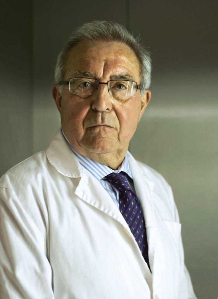 El Doctor Jose Ramon Valdizán, pionero en Europa en el uso pericial de la onda cerebral P300