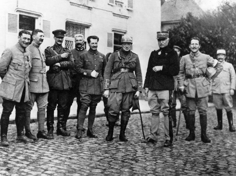 Winston Churchill primera guerra mundial