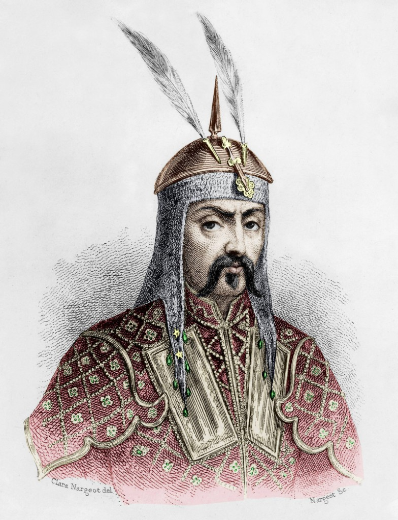 Gengis Kan, conocer, historia