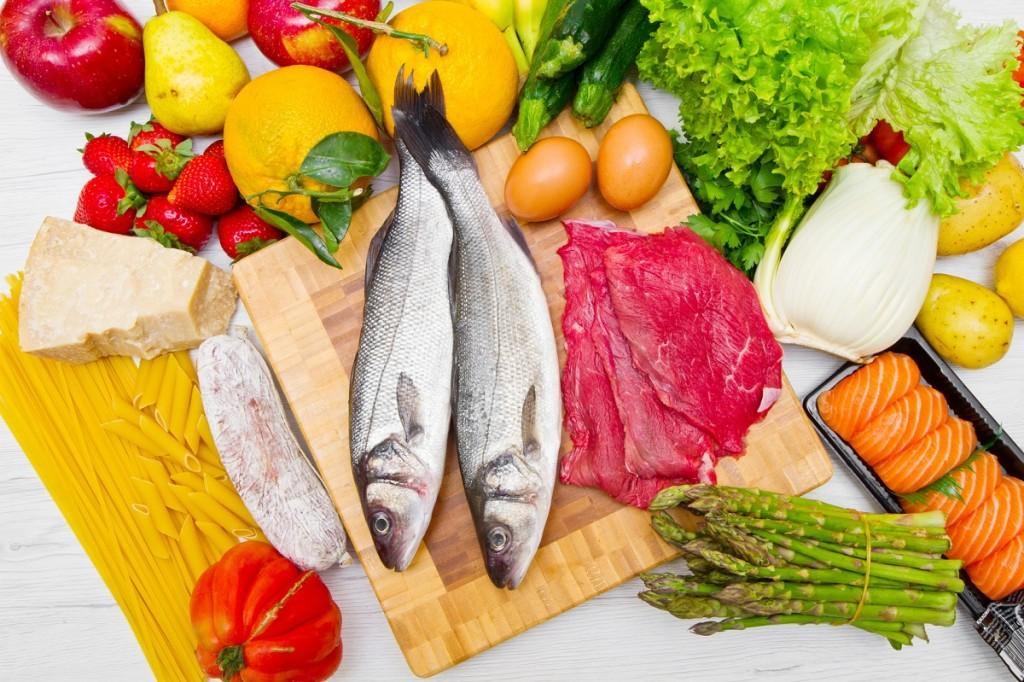 Que comer en una dieta sana