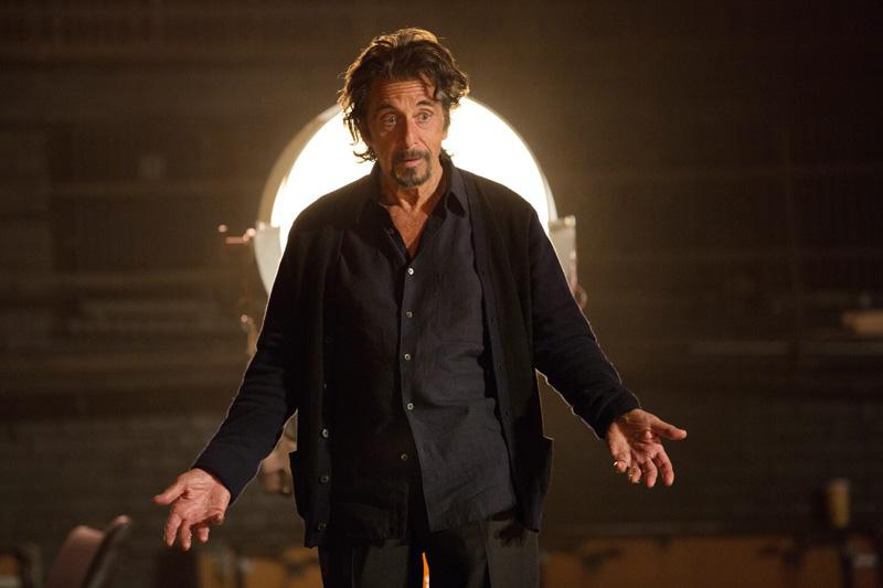 Pacino the Humbling