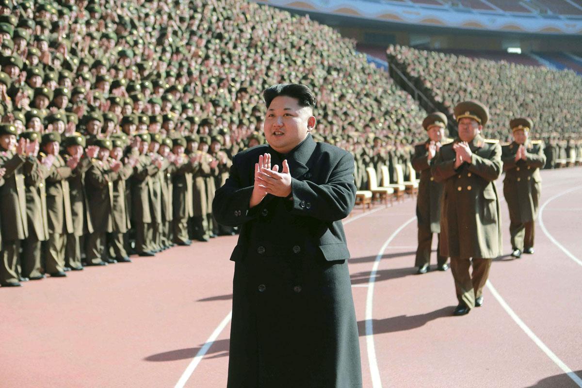 Resultado de imagen de La Tiranía de Corea del Norte