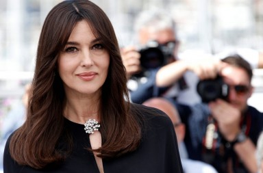70th Cannes Film Festival - Photocall Mistress of Ceremony - Cannes, France. 17/05/2017. Mistress of Ceremony actress Monica Bellucci poses. REUTERS/Jean-Paul PelissierCODE: X00211