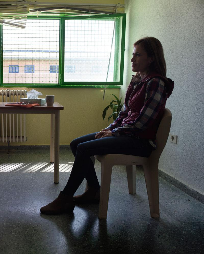 psicologa prisiones