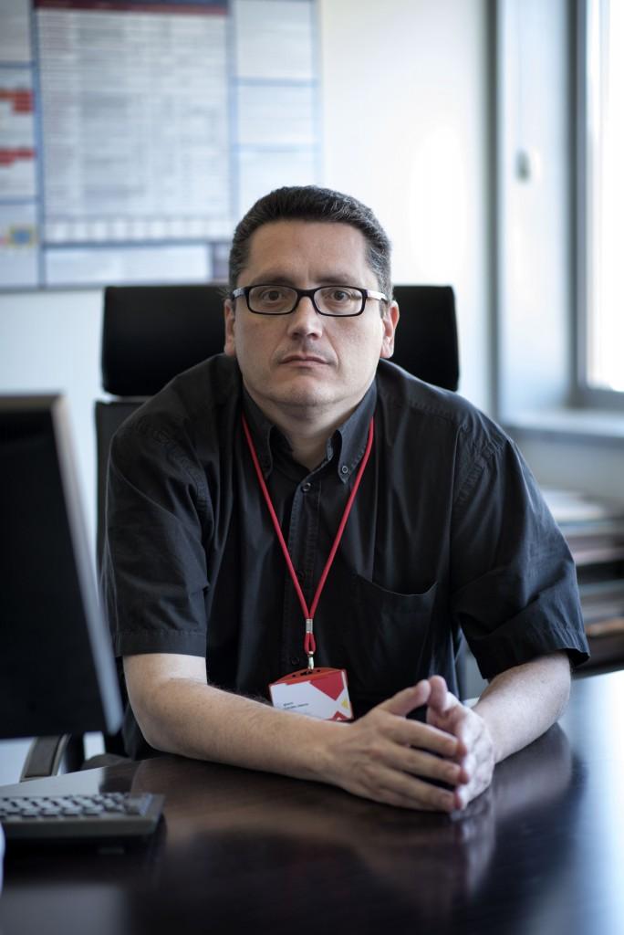 Ignacio González, subdirector de Desarrollo Corporativo del Instituto Nacional de Ciberseguridad ( Incibe)
