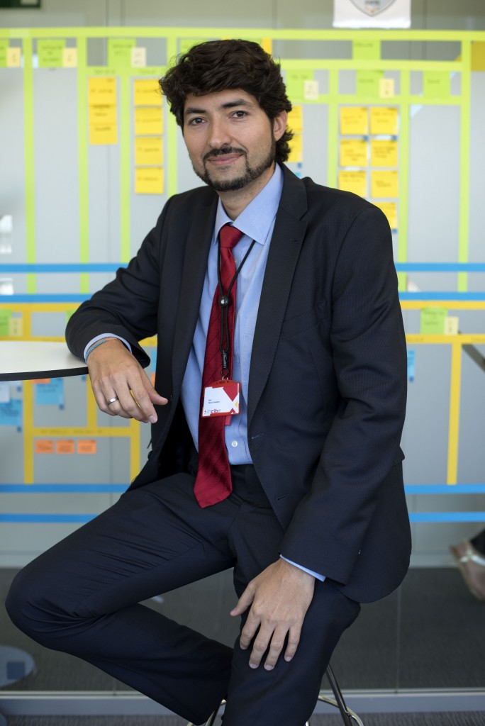 Raúl Riesco, encargado de la gerencia de I+D y promoción de talento e Ingeniero de Telecomunicaciones en el Instituto Nacional de Ciberseguridad (Incibe)