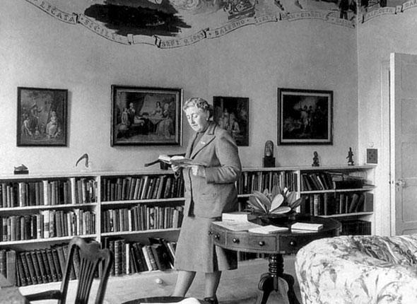 Agatha Christie novelista inglesa