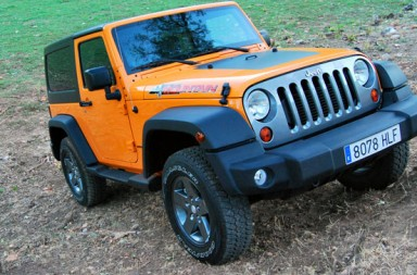 Wrangler Mountain, el multiusos de Jeep