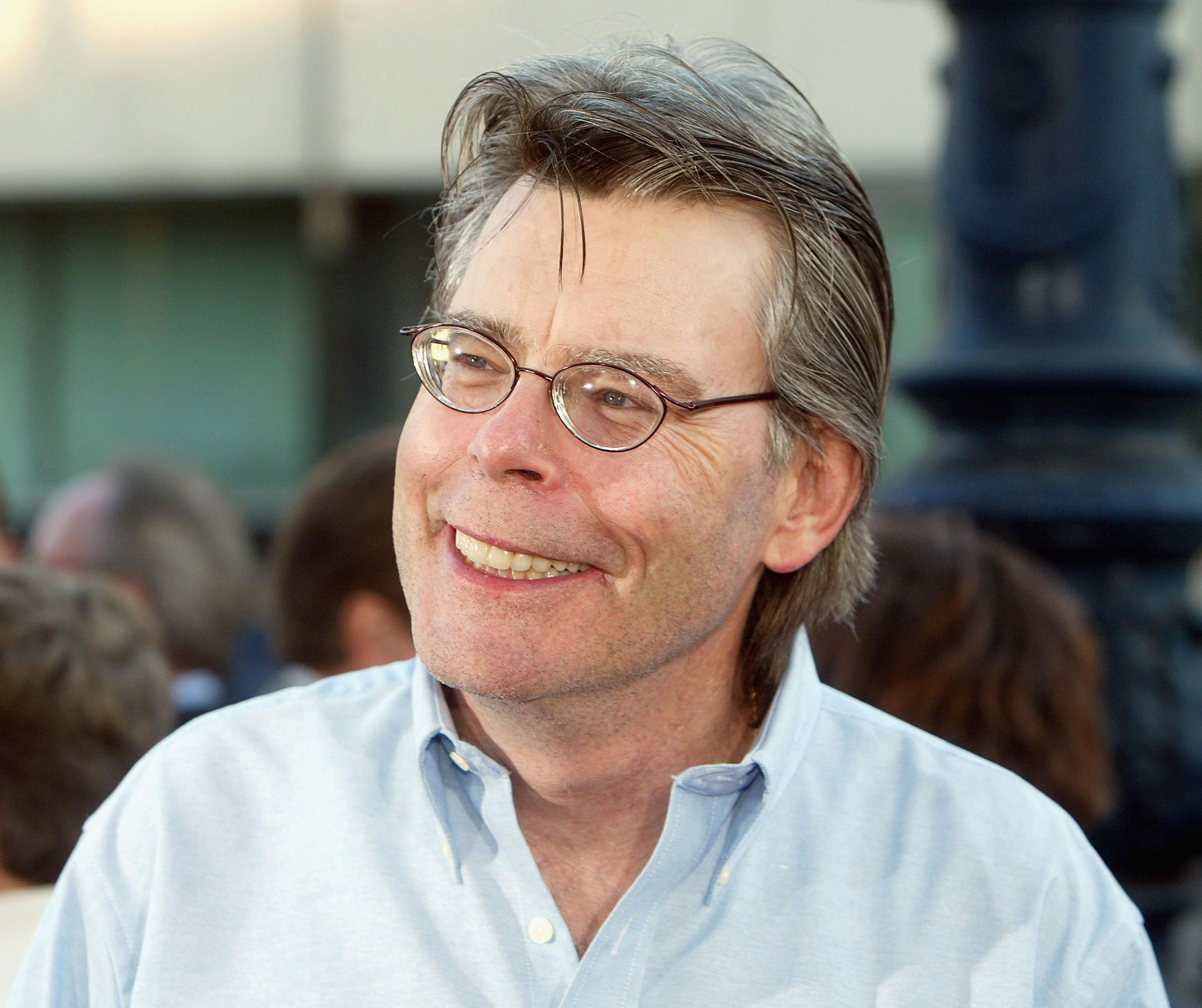 """Stephen King: """"Si me muriera esta noche, los editores podrían guardar el secreto hasta el 2013"""""""
