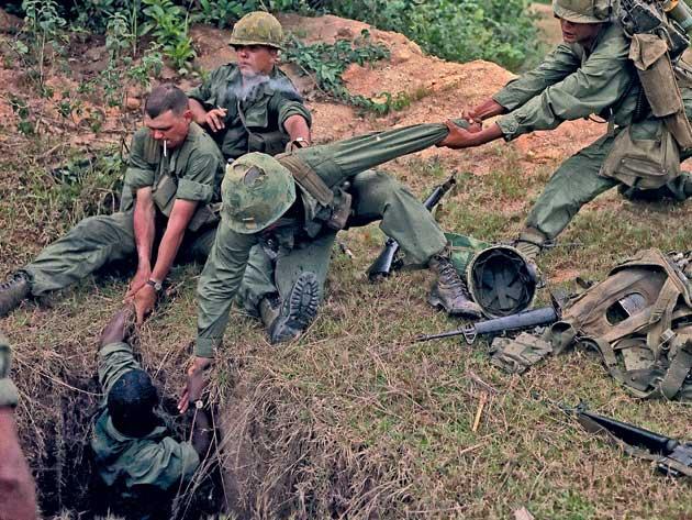 Guerra De Vietnam Los T Neles Del Terror