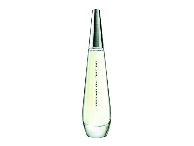 Perfume L'Eau D'Issey Pure, de Issey Miyake (50 ml): 79 euros