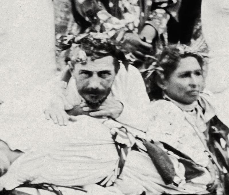 Paul Gauguin, xlsemanal