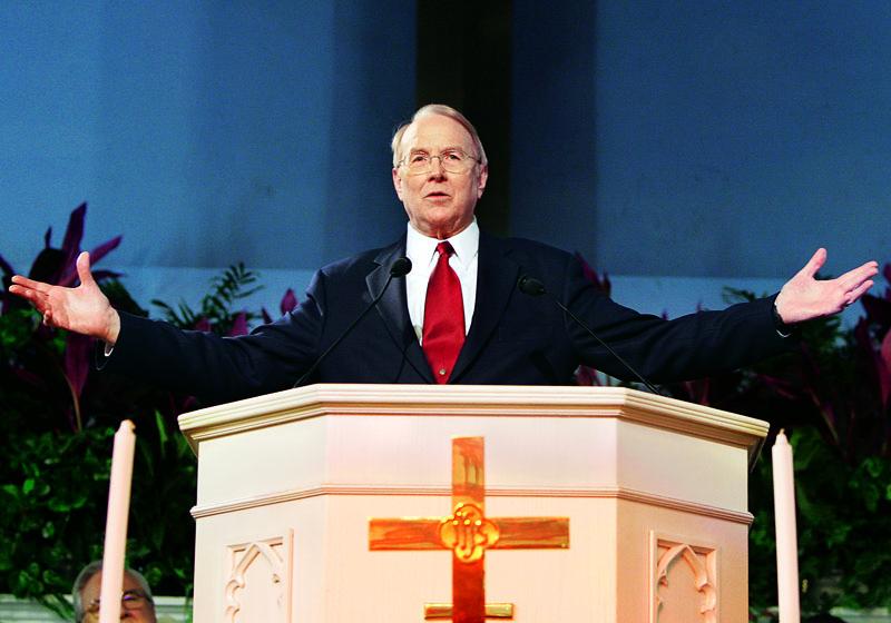 evangélicos, voto, james dobson