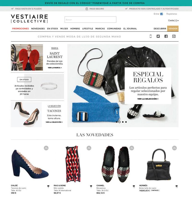 2a44593a89 Nueva vida al lujo  compra  online  en webs de segunda mano