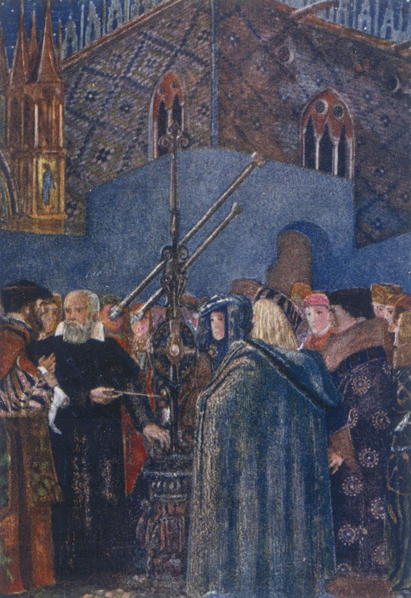 Galileo Galilei, xlsemanal