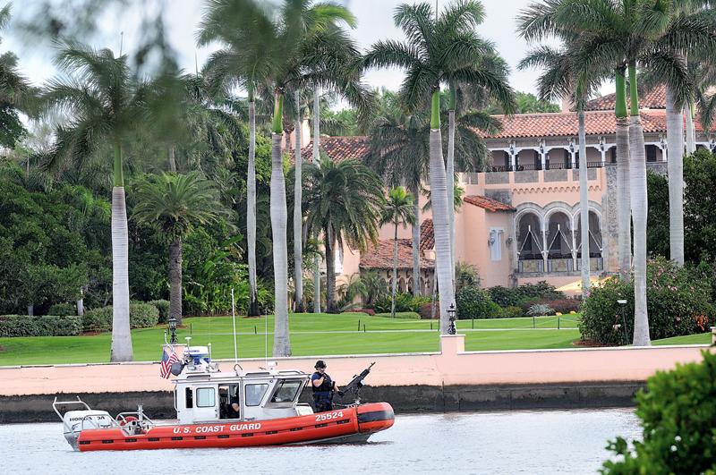 Mar-a lago, residencia Donald Trump, actualidad, política