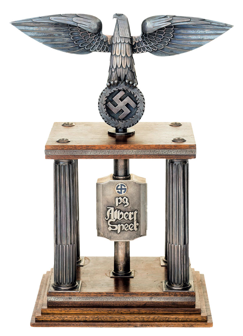 Resultado de imagen para trofeo de albert speer