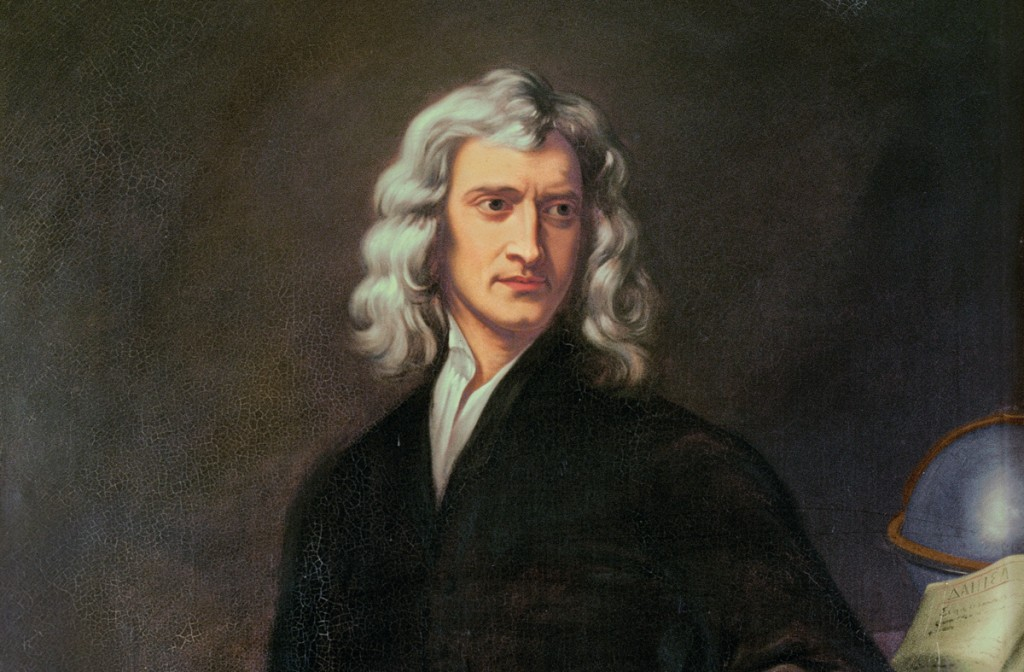 La vida secreta de Isaac Newton