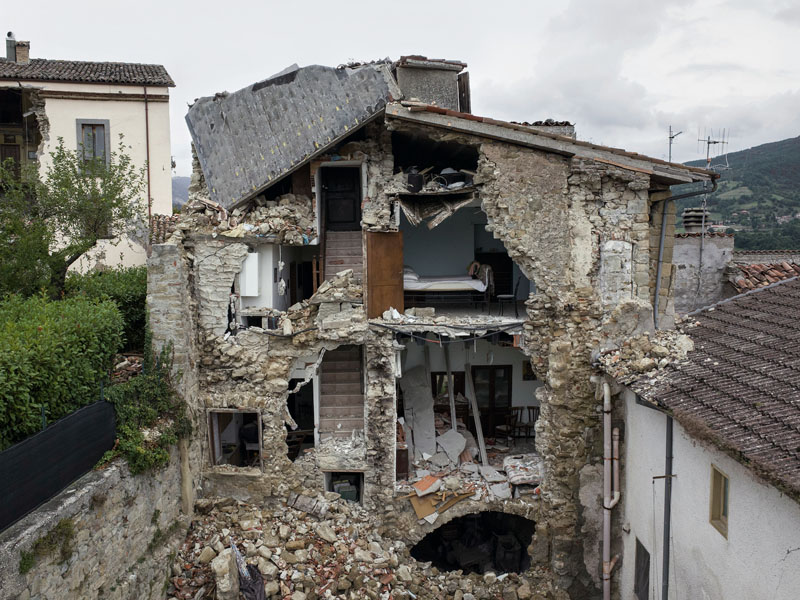 terremoto de Amatrice