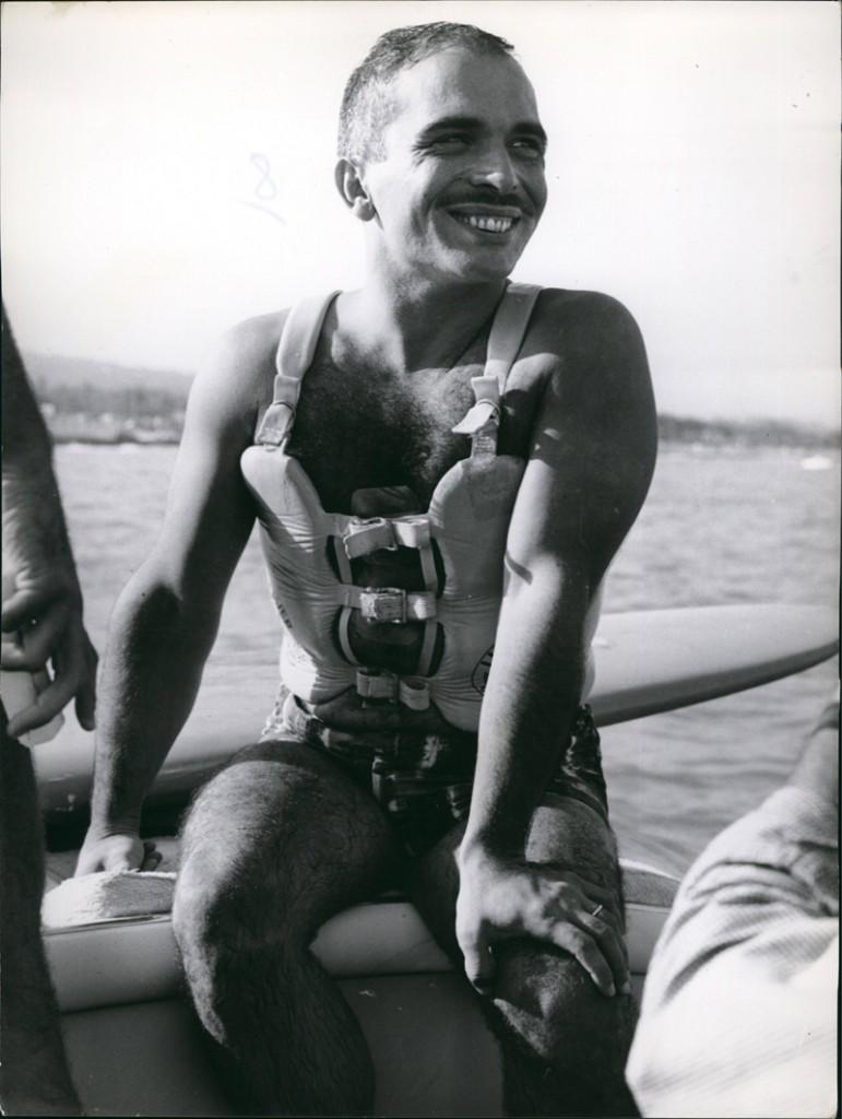 Hussein de Jordania