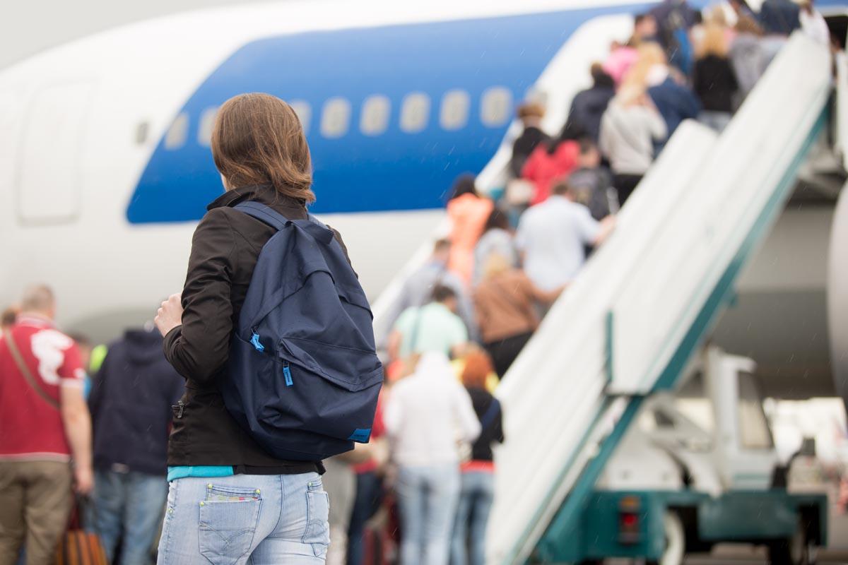 Resultado de imagen para pasajeros-aviones