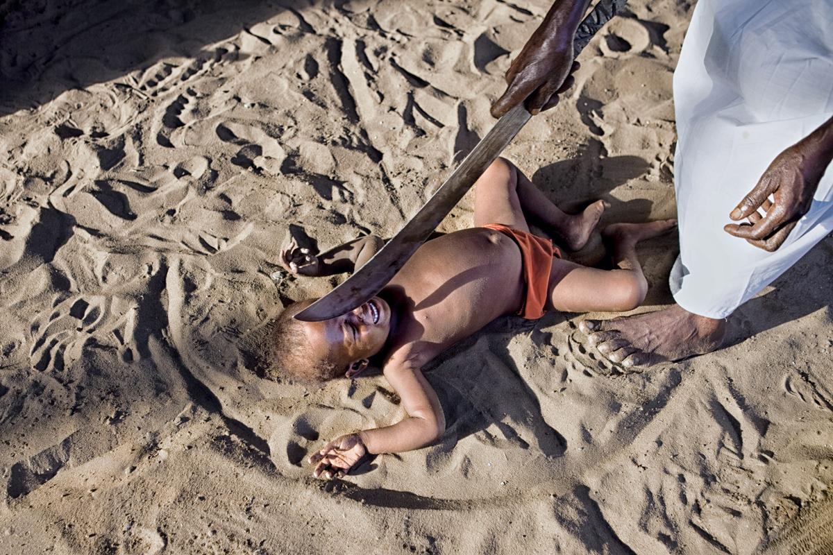 conocer, actualidad, niños sacrificados, brujos, africa, xlsemanal
