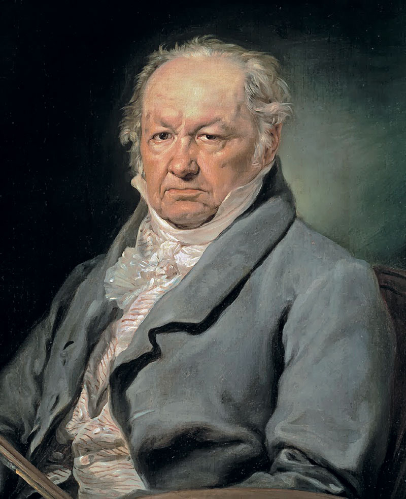 conocer, arte, Maravillas de Alicia, Goya, xlsemanal