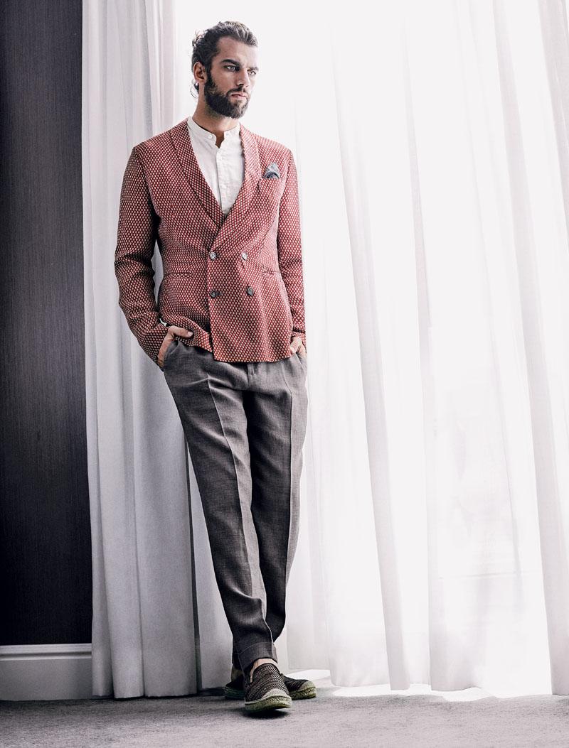 07c0a4162802e Moda para hombre  un caballero dentro y fuera de casa