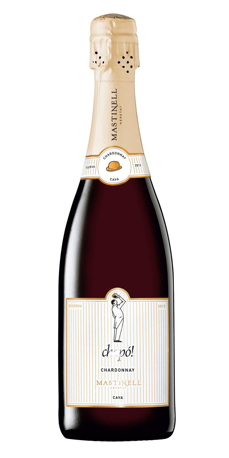 chapo vino para receta de martin berasategui, crema cuajada con chantilly de brandy, xlsemanal