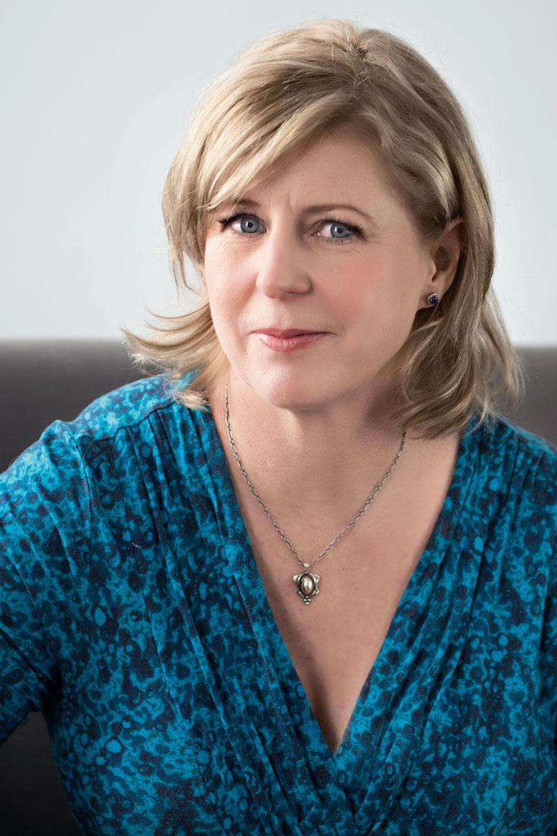 Liane Moriarty, novelista, xlsemanal