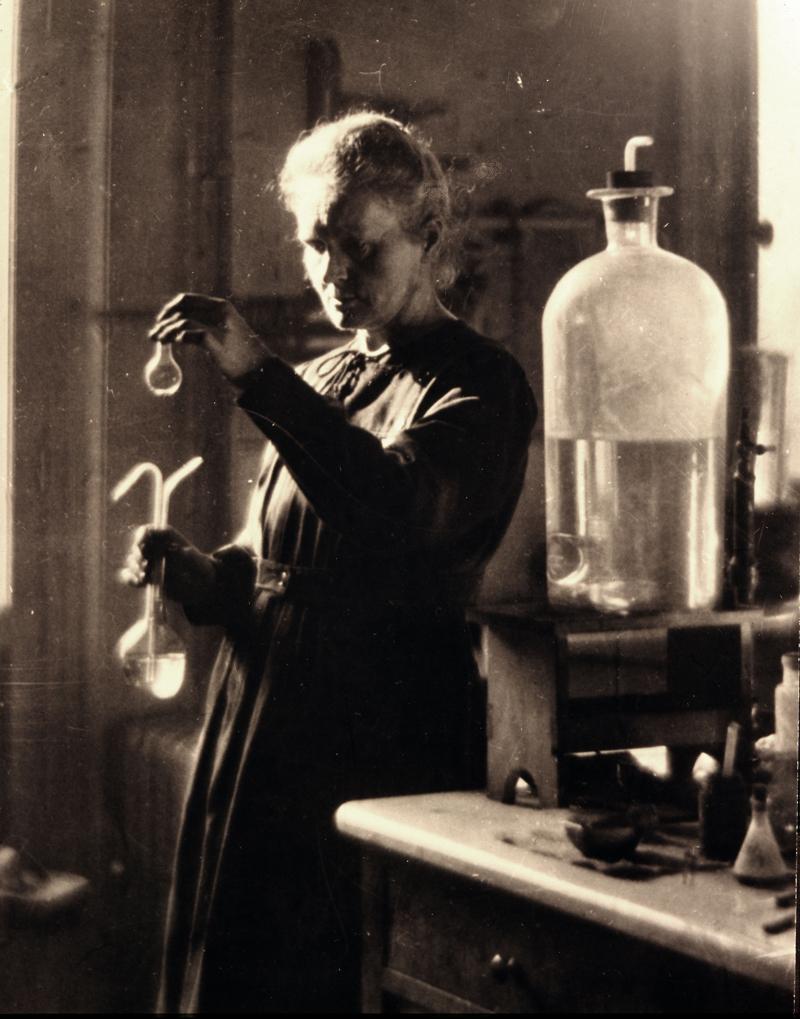 conocer, ciencia, científicas, Marie Curie