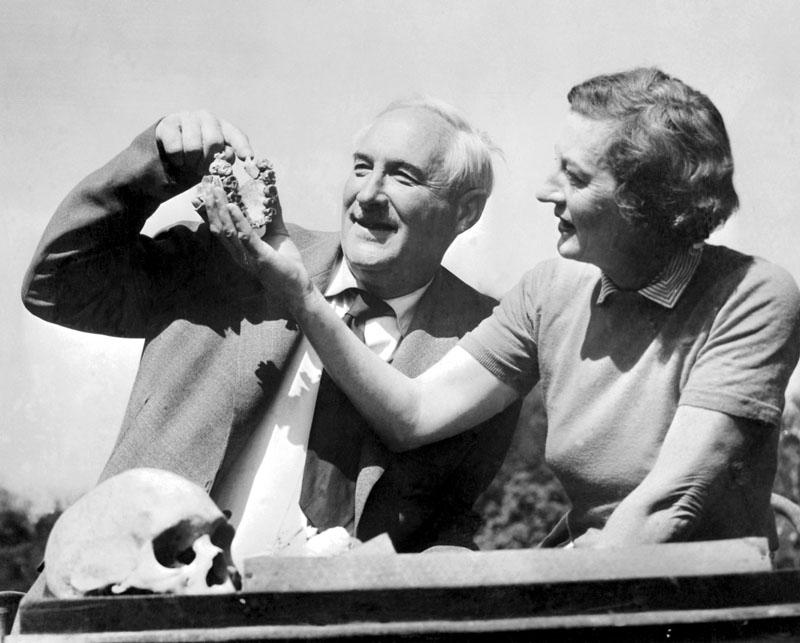 Conocer, ciencia, científicos, El matrimonio Leakey.
