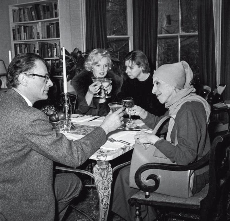 conocer, historia, centenario Carson Mccullers, Marilyn Monroe, xlsemanal