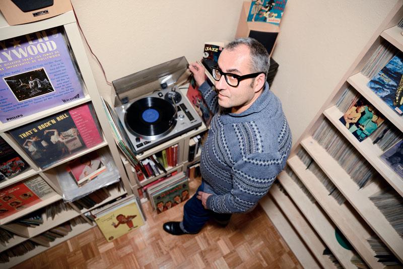 estilo de vida, coleccionistas de vinilos, musica, ocio, xlsemanal
