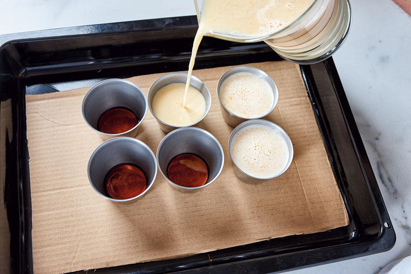 receta de martin berasategui, crema cuajada con chantilly de brandy, xlsemanal