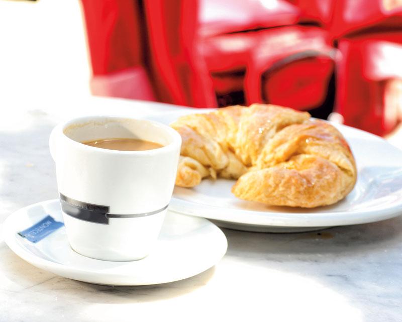 Desayuno Macarena Gomez