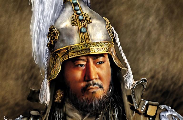 En busca de la tumba de Gengis Khan